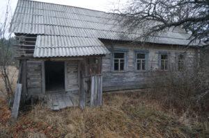 Černobylio