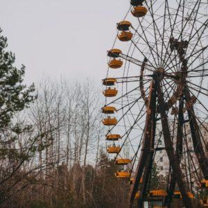 Černobylis, Čenobylio zona, Černobylio zonoje, Pripetė.