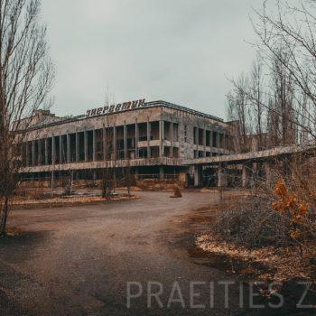 Kelionė į Černobylį